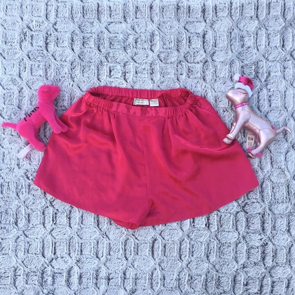 Victoria's Secret Other - Beautiful Vintage Victoria's Secret pajama shorts